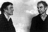 John Cage e Merce Cunningham