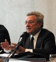 Daniel Callahan presso la Fondazione Bassetti