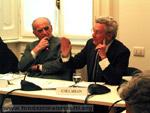 Piero Bassetti e Daniel Callahan
