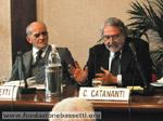 Il commento di Cesare Catananti