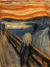 Edward Munch, 'L'urlo'