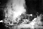 Self-destroying-machine, opera di Tinguely