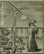 Telescope as used by Galileo