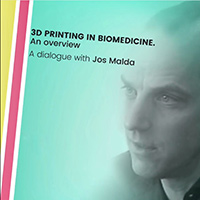 Professor Jos Malda in Milan
