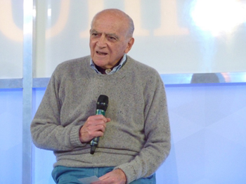 Piero Bassetti at Singularity University