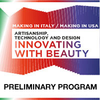 Innovating with Beauty. Preliminary program.