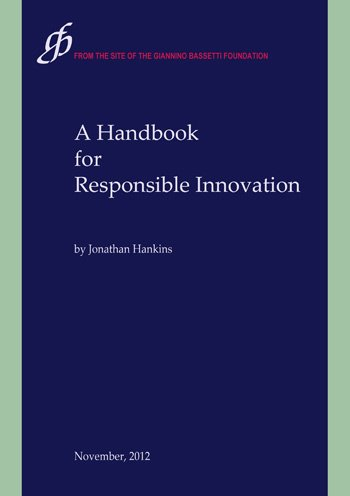 A Handbook for Responsible Innovation