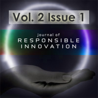 Journal of Responsible Innovation, Vol 2, Issue 1 Reviewed