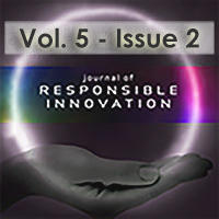Journal of Responsible Innovation, Vol 5, Issue 2