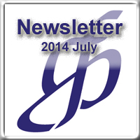 Newsletter for July 2014