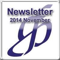 Newsletter for November 2014