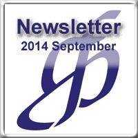 Newsletter for September 2014