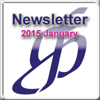 Newsletter for January 2015