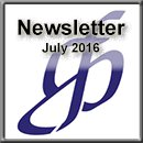 Newsletter for July 2016