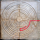 Il labirinto di Dedalo a Lucca