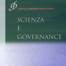 Scienza e Governance in 10 slide