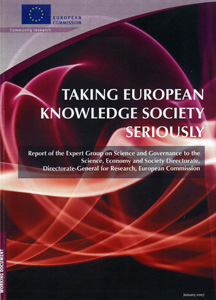 Taking EuropeanKnowledge Society Seriously