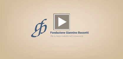 Fondazione Giannino Bassetti - infografica. Its history, its path, a thought and a process of becoming.