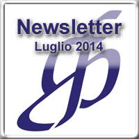 Newsletter di Luglio 2014