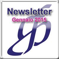 Newsletter di Gennaio 2015
