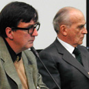 Bruno Latour and Piero Bassetti