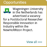 Postdoctoral Researcher in Responsible Innovation in Industry
