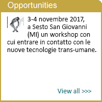 Nexus: un workshop tra Corpo e Macchina